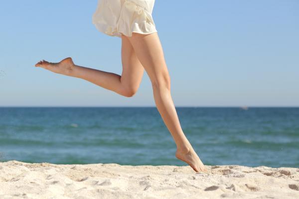 Cómo exfoliar las piernas antes de la depilación - Paso 2