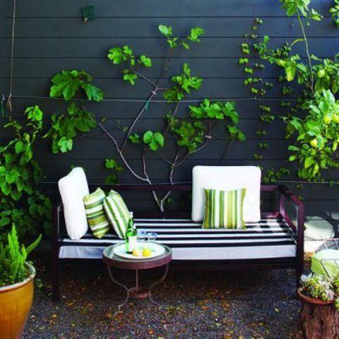 Cómo decorar una terraza pequeña - Paso 1