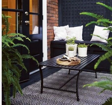 Cómo decorar una terraza pequeña - Paso 4