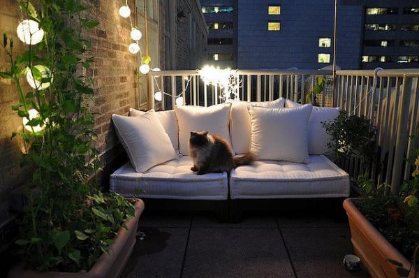 Cómo decorar una terraza pequeña - Paso 3