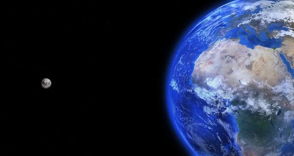 ¿Es más grande la Tierra o Marte? - El tamaño de la Tierra