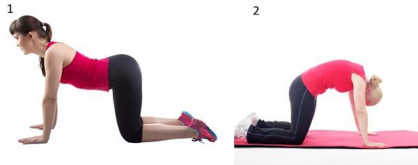 Cómo estirar la espalda baja - Paso 5