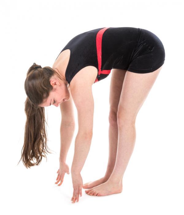 Cómo estirar la espalda baja - Paso 2