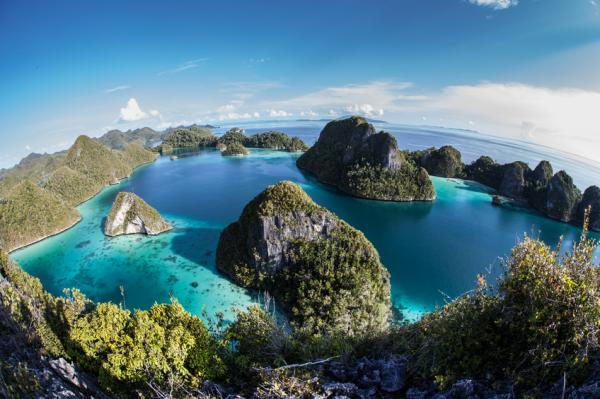 Cuál es la isla más grande del mundo - Las islas más grandes del mundo