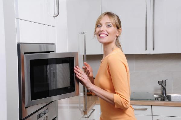 Cómo cocer patatas en el microondas - Paso 4