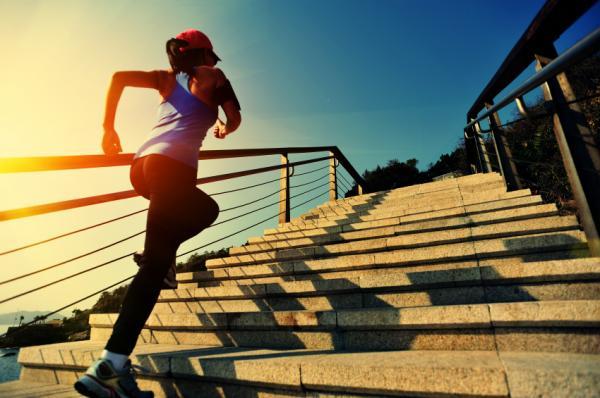 Cómo correr más rápido de forma efectiva - Paso 4