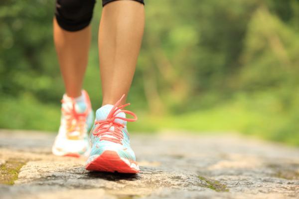 Cómo caminar para adelgazar rápido - Paso 3