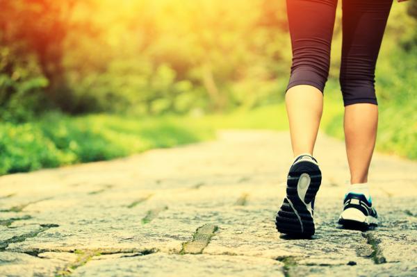 Cómo caminar para adelgazar rápido - Paso 9