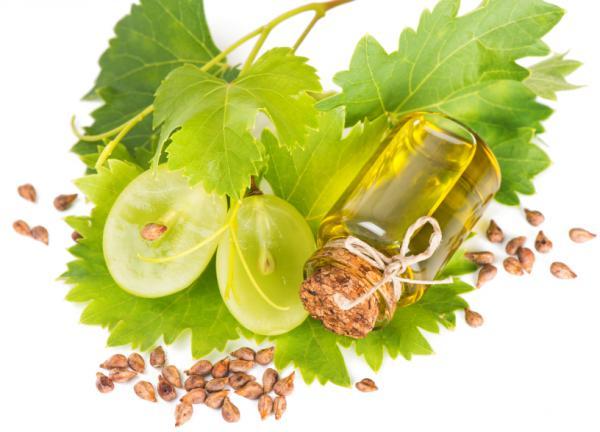 Cremas reafirmantes caseras para el cuerpo - Crema reafirmante de aceite de uva