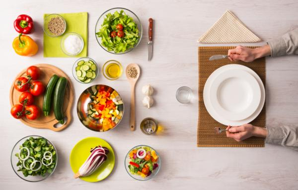 Cómo tener fuerza de voluntad para adelgazar - No dejes de comer
