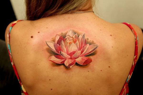 Significado de los tatuajes de rosas - Paso 2