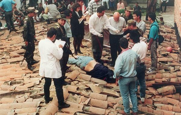 Cómo murió Pablo Escobar - La muerte de Pablo Escobar
