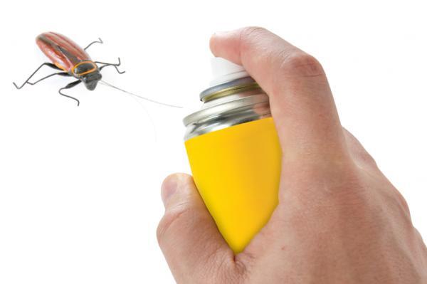 Cómo hacer insecticidas naturales - Amoníaco como insecticida