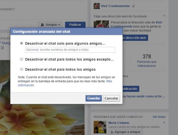 Cómo entrar a Facebook sin que se den cuenta - Paso 4