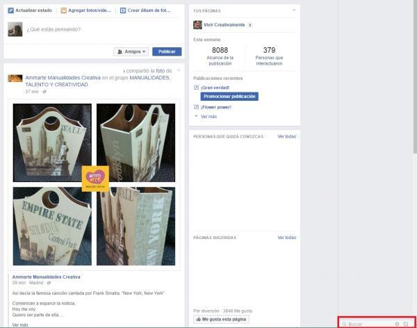 Cómo entrar a Facebook sin que se den cuenta - Paso 2