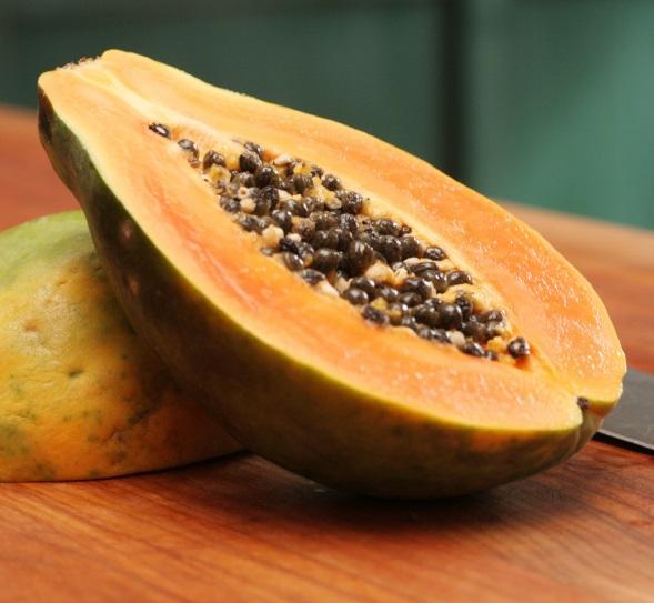 Alimentos para tener un vientre plano - Papaya para reducir barriga
