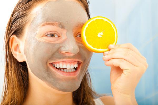 Cómo aplicar vitamina C en el rostro - Mascarillas caseras con vitamina C
