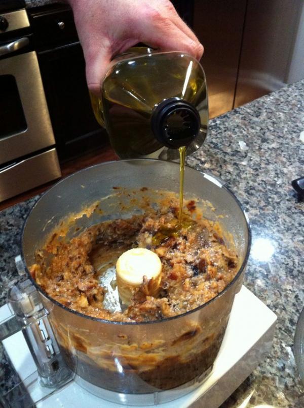 Cómo hacer manteca de ajo asado - Paso 5