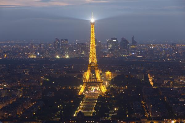 Cuánto mide la Torre Eiffel - Curiosidades de la Torre Eiffel