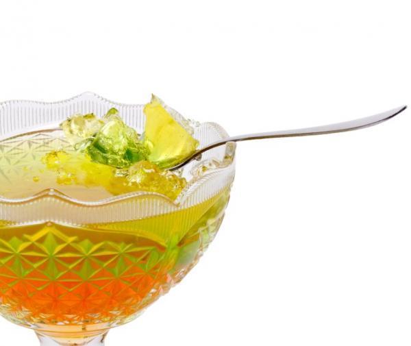 Recetas de postres con limón - Gelatina de limón