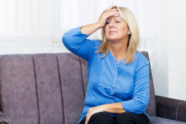 Por qué tengo el flujo marrón - Flujo marrón en la menopausia o perimenopausia