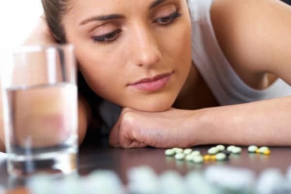 Qué puede causar un falso positivo en un test de embarazo - Consumo de cierta medicación