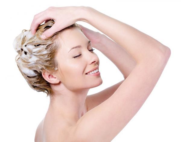 Cómo reparar el cabello quemado - Paso 3
