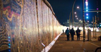 Causas de la caída del muro de Berlín