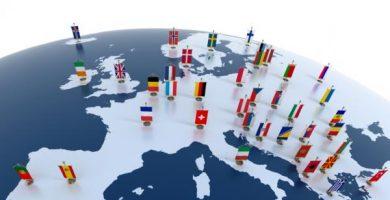 Cuántos países hay en Europa