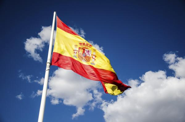 Significado de la bandera y el escudo de España