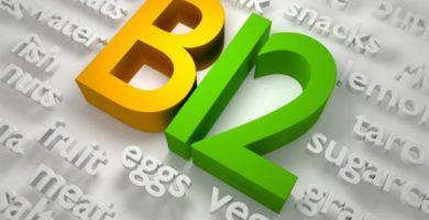 Síntomas de la falta de vitamina B12